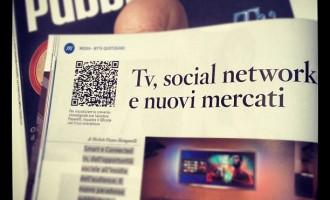 Social TV e nuovi Paradigmi Pubblicitari