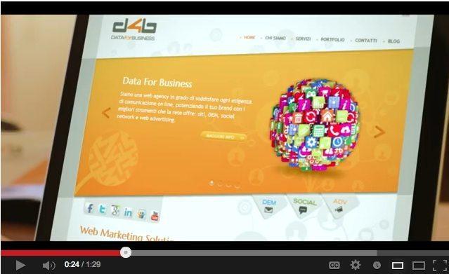 D4B: quando la Rete è dentro… Un video dallo spirito digitale, anche senza cravatta.