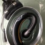 Auricolare stereo Jabra SPORT Bluetooth® da Running corsa ciclismo e sport allaperto unboxing e prima prova su strada durante una giornata piovosa utilizzo anche come radio stereo fm entrocontenuta test drive relizzata da michele ficara 13 150x150 I migliori auricolari bluetooth wireless per il running, la prova di Jabra Sport
