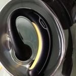 Auricolare stereo Jabra SPORT Bluetooth® da Running corsa ciclismo e sport allaperto unboxing e prima prova su strada durante una giornata piovosa utilizzo anche come radio stereo fm entrocontenuta test drive relizzata da michele ficara 14 150x150 I migliori auricolari bluetooth wireless per il running, la prova di Jabra Sport
