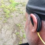 Auricolare stereo Jabra SPORT Bluetooth® da Running corsa ciclismo e sport allaperto unboxing e prima prova su strada durante una giornata piovosa utilizzo anche come radio stereo fm entrocontenuta test drive relizzata da michele ficara 57 150x150 I migliori auricolari bluetooth wireless per il running, la prova di Jabra Sport