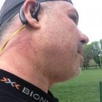 Auricolare stereo Jabra SPORT Bluetooth® da Running corsa ciclismo e sport allaperto unboxing e prima prova su strada durante una giornata piovosa utilizzo anche come radio stereo fm entrocontenuta test drive relizzata da michele ficara 61 150x150 I migliori auricolari bluetooth wireless per il running, la prova di Jabra Sport