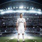 Benzema indossa la nuova maglia del Real Madrid 2